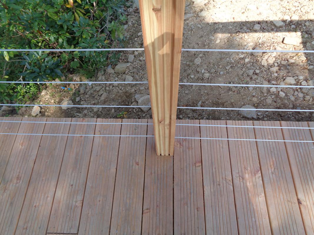 ossature bois bardage terrasse bois suc sur erdre construction bois bcb sp cialiste en. Black Bedroom Furniture Sets. Home Design Ideas