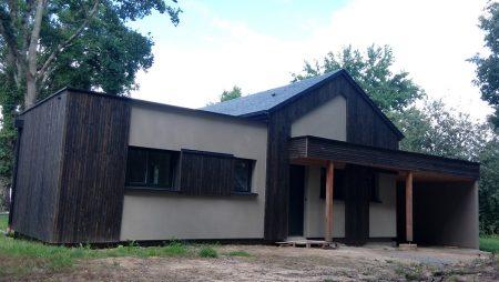 Maison à Ossature Bois Passive |Treillières|
