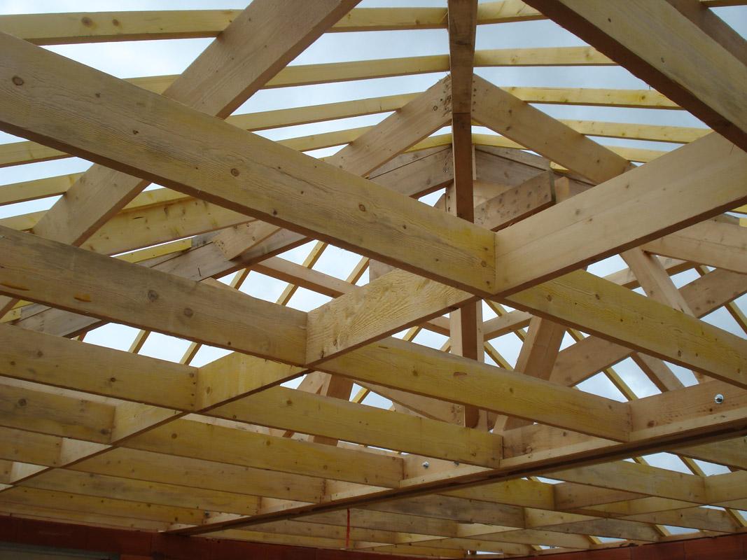 Nos r alisations construction bois bcb sp cialiste en for Extension maison 4 pans